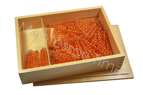 100 & 1000 bead chains with Box