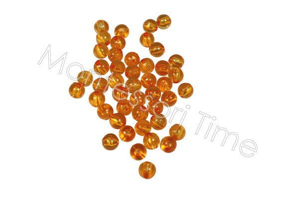 Golden Bead Unit (45pieces)