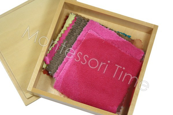 Fabric Box (Color)