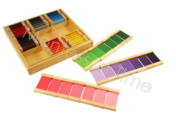 Color Tablets(3rd box)