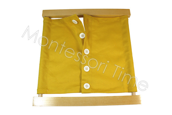 Dressing Frame-Small Button