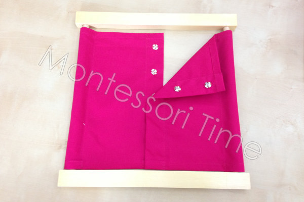 Dressing Frame - Snap Closure
