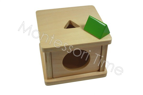 Imbucare Box - Triangular Prism