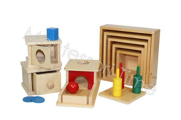 Infant & Toddler Mini Set (5pcs)