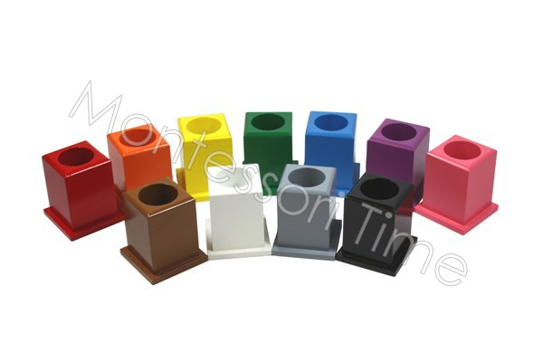 Color Pencil Holders (11pieces)
