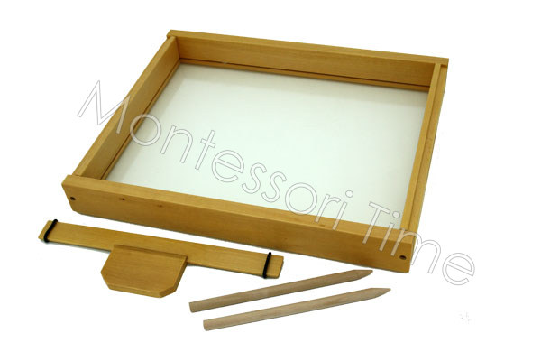 Writing Sand Tray