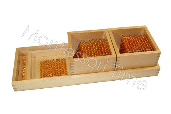 Decimal System Tray(Counting)