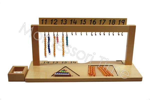 Teen Bead Hanger (11-19)