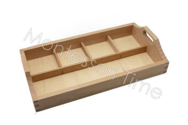 4 Compartment Sorting Tray